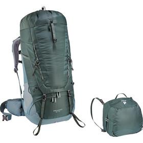 deuter Aircontact 65 + 10 Backpack ivy/teal